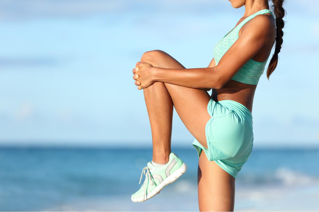 exercices jambes parfaites