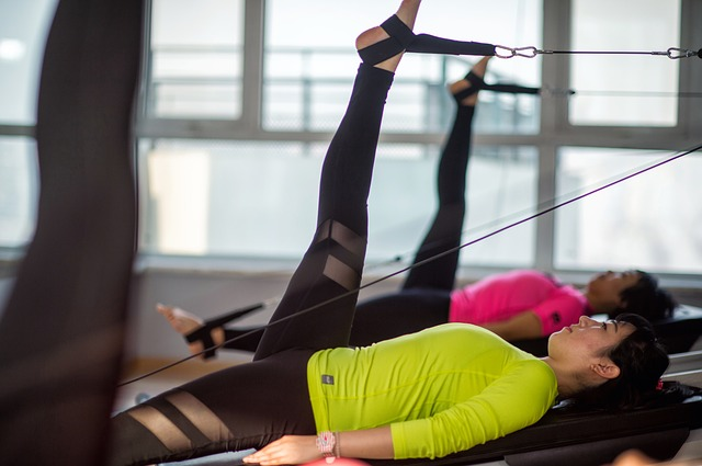 Bienfaits Du Pilates
