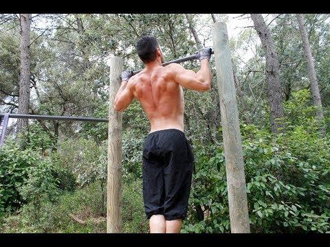 Exercice Avec Barre