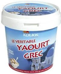 Yaourt Grec , ideal pour couper la faim et provoquer la satiete