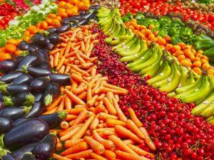 Fruits Et Légumes à Volonté