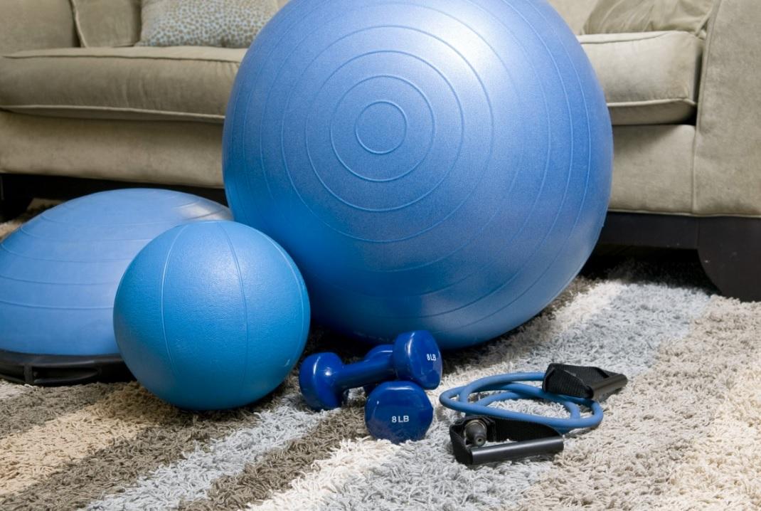 Les Accessoires De Fitness Indispensables Pour Faire Du Sport à Domicile