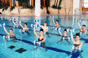 Aquafitness, La Variante Tonique De L'aquagym