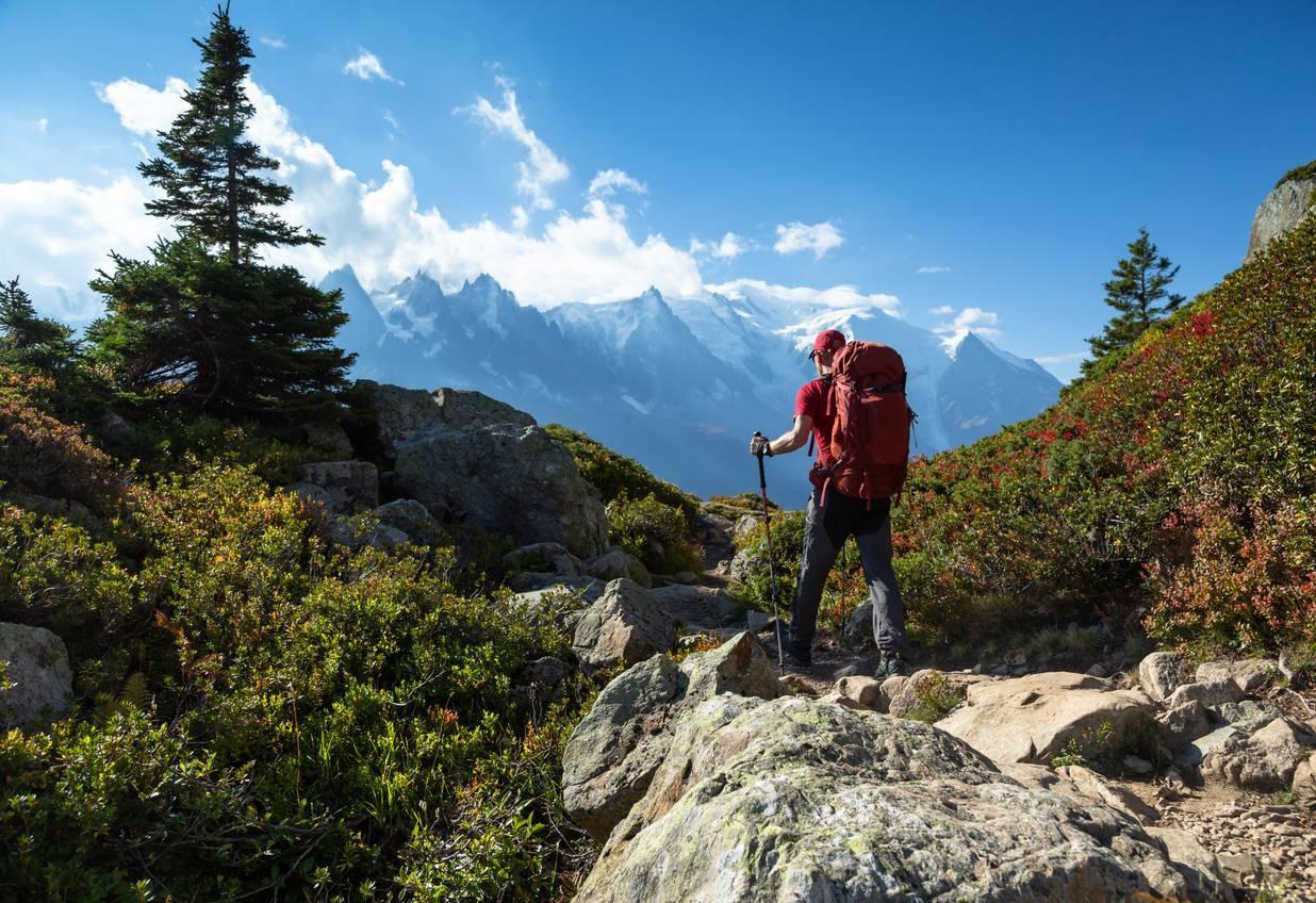 randonnée sport de nature